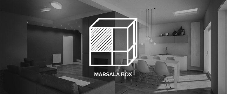 BOX MARSALA 100m²